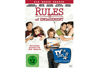 RULES OF ENGAGEMENT 1.SEASON - (DVD)