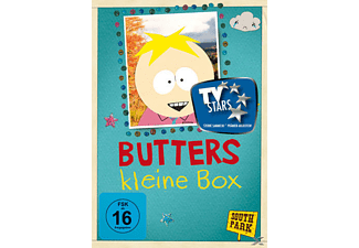 SOUTH PARK - A LITTLE BOX OF BUTTERS - (DVD)