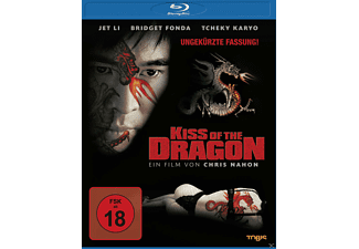 Kiss of the Dragon - (Blu-ray)