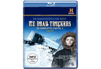 Ice Road Truckers - Staffel 3 - (Blu-ray)