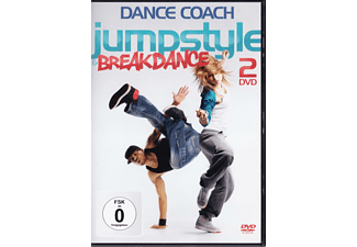 Dance Coach - Jumpstyle & Breakdance [DVD]