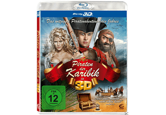Piraten der Karibik (3D) - (3D Blu-ray)