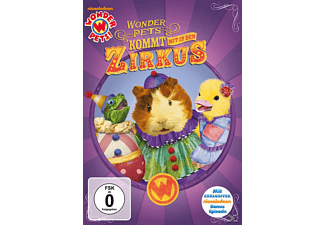 WONDER PETS - JOIN THE CIRCUS - (DVD)