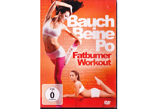Bauch, Beine, Po - Fatburner Workout - (DVD)