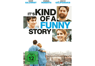 It's Kind Of A Funny Story - (DVD)