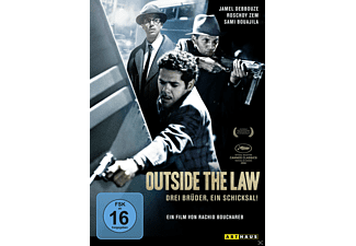 Outside the Law - (DVD)