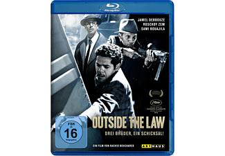 Outside the Law - (Blu-ray)