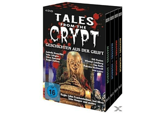 Tales From The Crypt - Geschichten aus der Gruft - (DVD)
