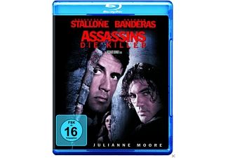 Assassins - Die Killer - (Blu-ray)