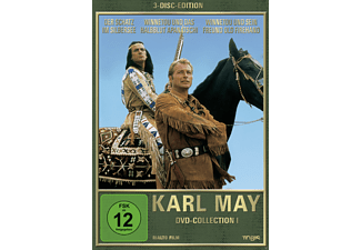 KARL MAY 1.COLLECTION (JUMBO AMARAY) - (DVD)