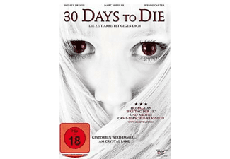30 Days to Die - (DVD)
