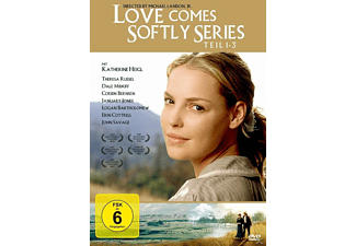 The Love Comes Softly Series Teil 1-3 - (DVD)