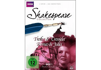 Shakespeare Collection: Romeo & Julia / Troilus & Cressida - Box 1 - (DVD)