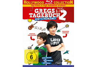 Gregs Tagebuch 2 Hollywood Collection [Blu-ray]