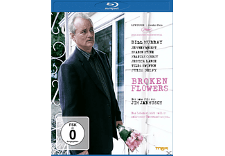 BROKEN FLOWERS - (Blu-ray)
