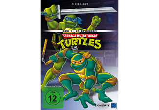 Teenage Mutant Ninja Turtles - Box 1 - (DVD)