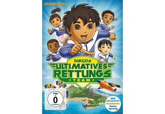 DIEGOS ULTIMATIVES RETTUNGSTEAM - (DVD)