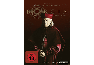 Borgia - Director´s Cut - 1. Teil - (DVD)