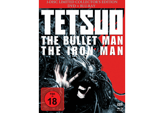 TETSUEO - THE BULLET MAN (LIMITED COLL. EDITION) - (Blu-ray + DVD)