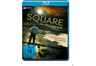 THE SQUARE - EIN TÖDLICHER PLAN - (Blu-ray)
