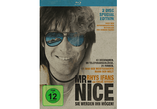 MR. NICE (2 DISC EDITION) - (Blu-ray)