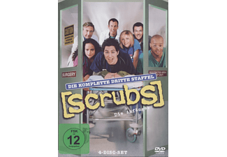 Scrubs - Staffel 3 - (DVD)