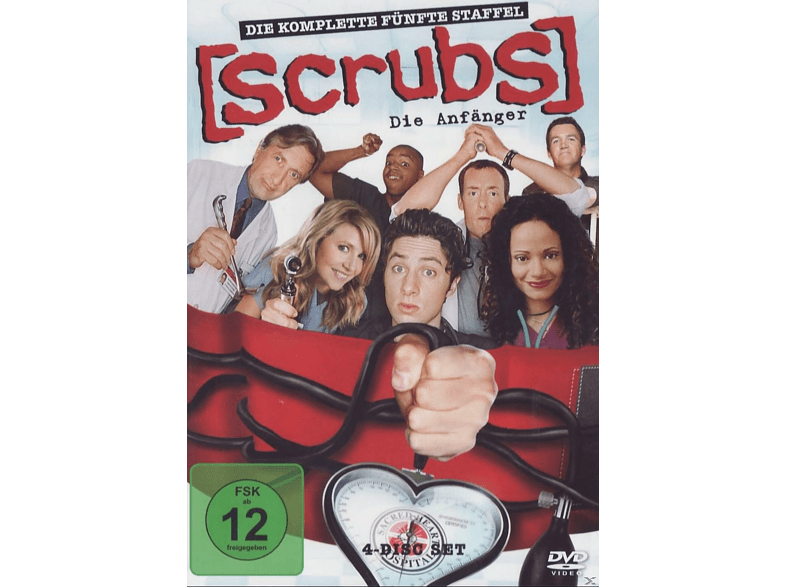 Scrubs - Staffel 5 [DVD]