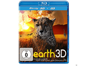 Earth 3D - (3D Blu-ray)