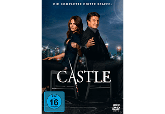 Castle - Staffel 3 - (DVD)