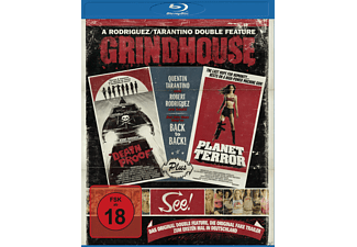 Grindhouse - (Blu-ray)