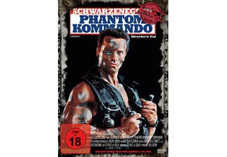 "Phantom Kommando - ""Action Cult Uncut"" - (DVD)"