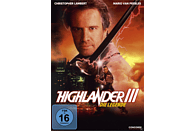Highlander III - Die Legende [DVD]