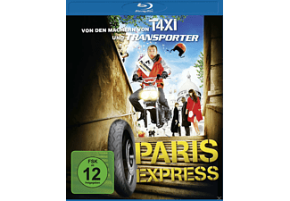 Paris Express - (Blu-ray)