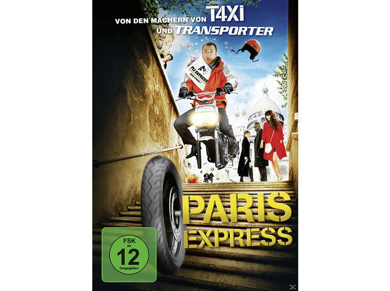 Paris Express [DVD]