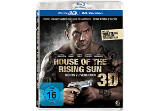 House of the Rising Sun - (3D Blu-ray)
