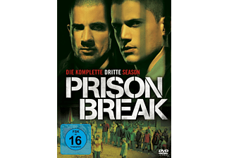 Prison Break - Staffel 3 - (DVD)
