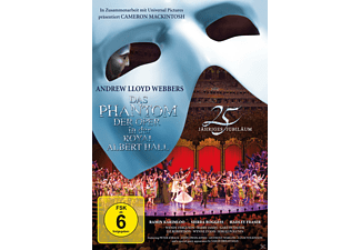 Das Phantom der Oper - 25th Anniversary - (DVD)