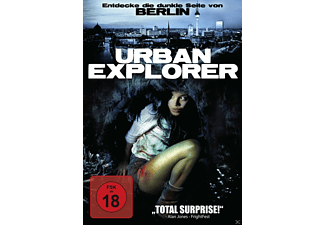 Urban Explorer [DVD]