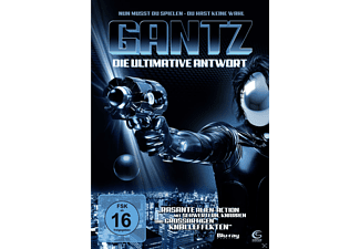 Gantz - Die ultimative Antwort Special Edition - (DVD)