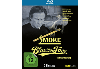 Smoke & Blue in the Face - (Blu-ray)