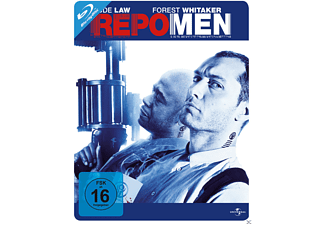 Repo Men (Steelbook Edition) - (Blu-ray)