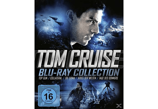 Tom Cruise Blu-Ray Collection - (Blu-ray)