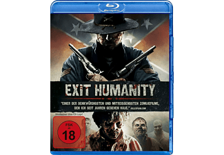 Exit Humanity - (Blu-ray)