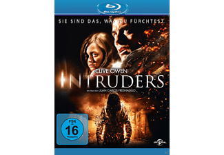 Intruders - (Blu-ray)