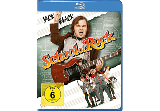 School of Rock - (Blu-ray)