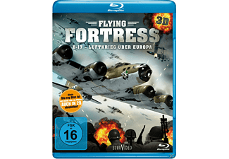 Flying Fortress - B17 - Luftkrieg über Europa - (Blu-ray)