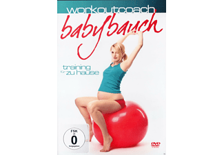 Workout Coach: Babybauch - (DVD)
