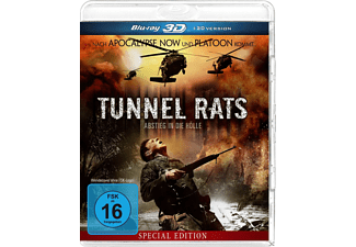 TUNNEL RATS (3D-SPECIAL EDITION) - (3D Blu-ray)