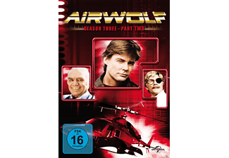 AIRWOLF 3.2.SEASON - (DVD)