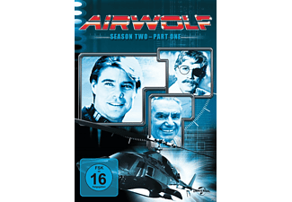 AIRWOLF 2.1.SEASON - (DVD)